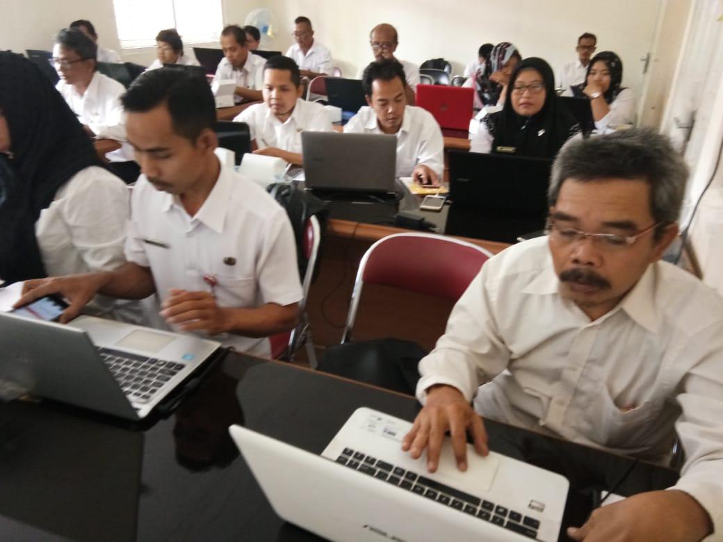 Admin Website Desa Adiarsa Ikuti Pelatihan